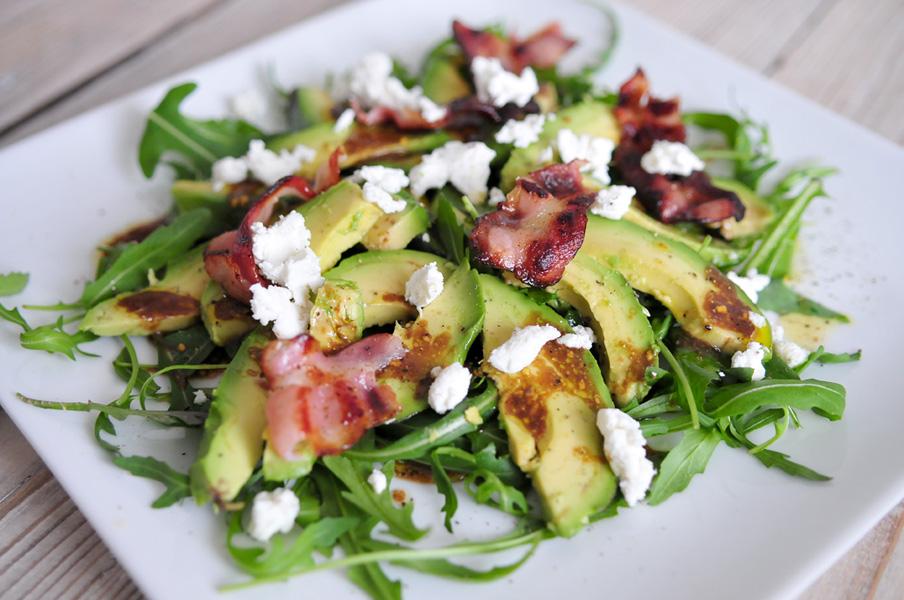 koolhydraatarm vegetarisch dieet
