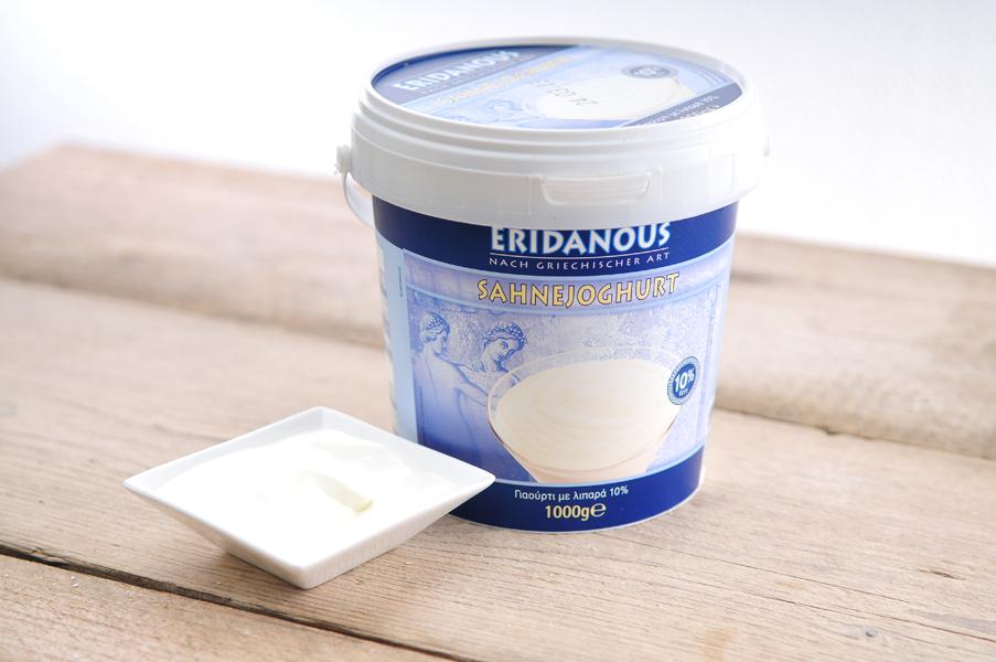 yoghurt zonder vet