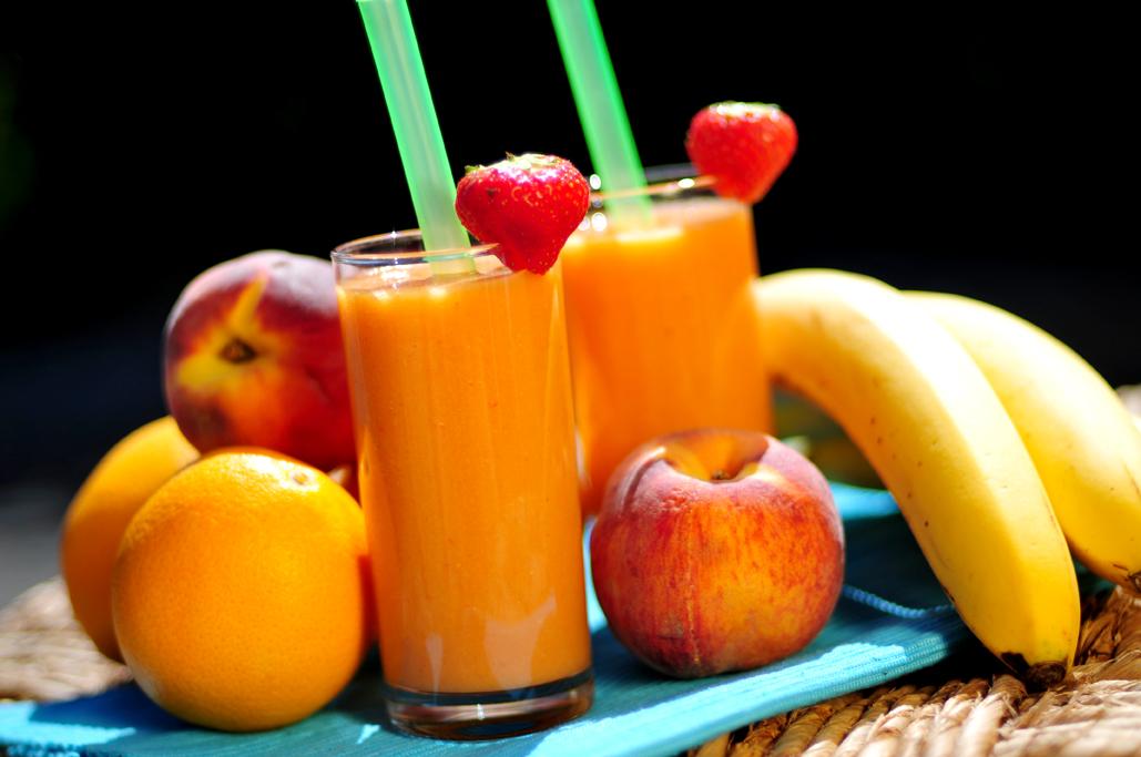 smoothie fruit maken