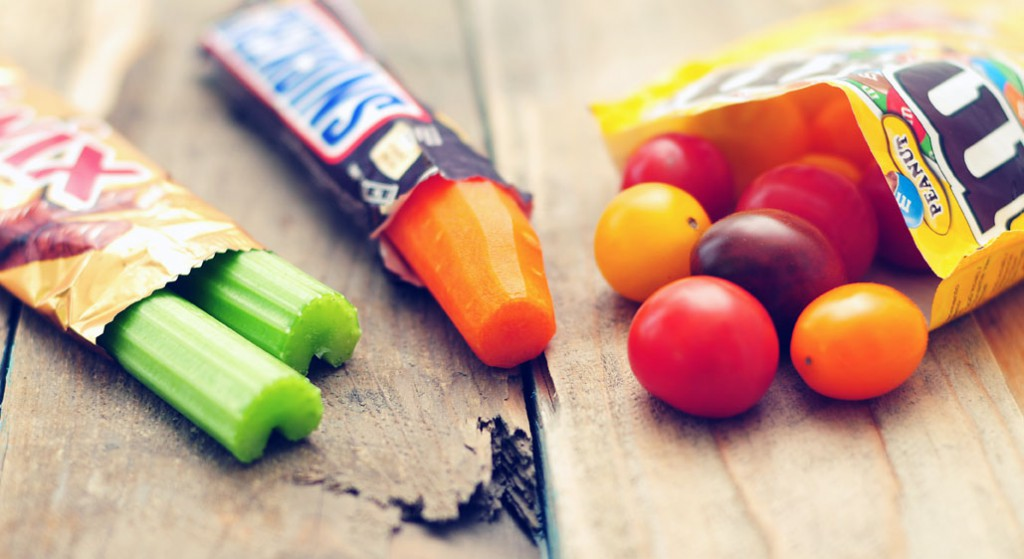 7x gezonde snacks gezond snacken op het werk voedzaam snel - Snack eten ...