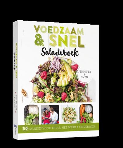 Voedzaam en snel saladeboek