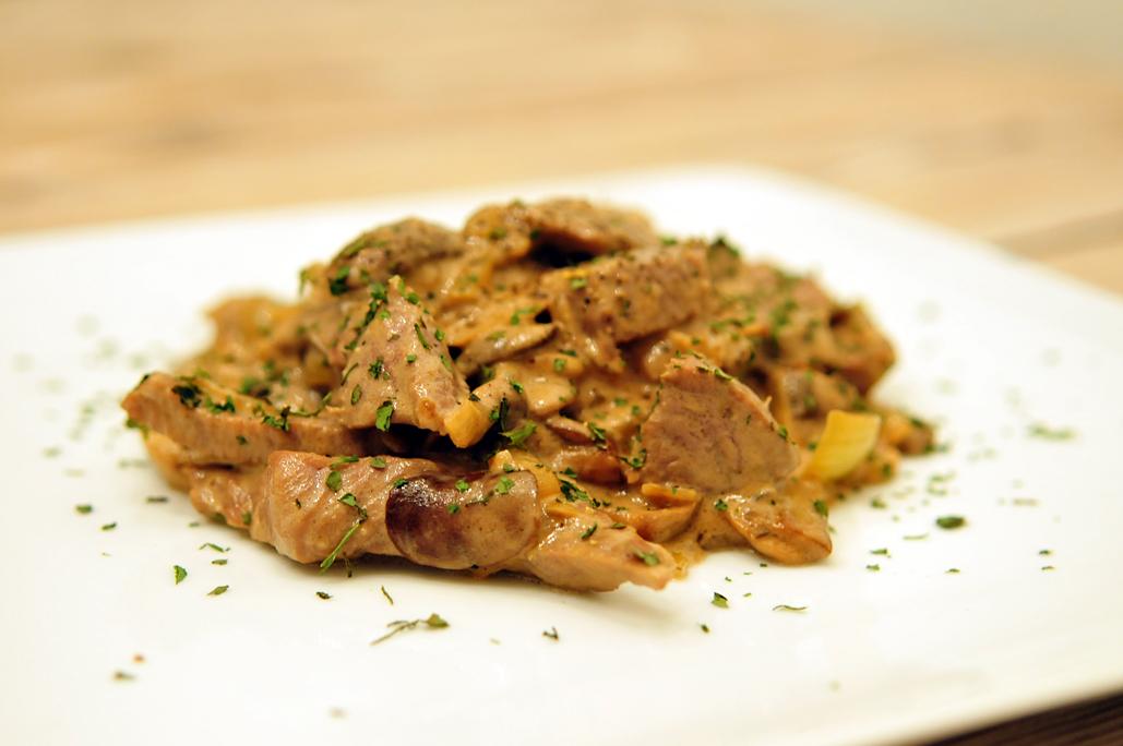 biefreepjes-champignonsaus