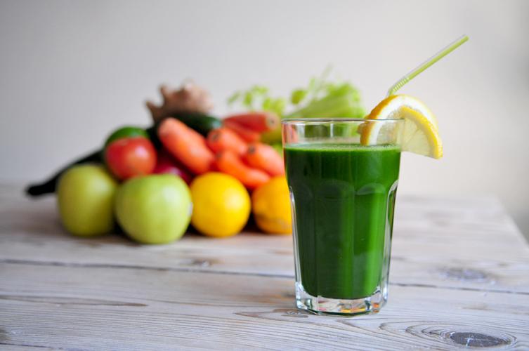 groentesap recepten sapcentrifuge