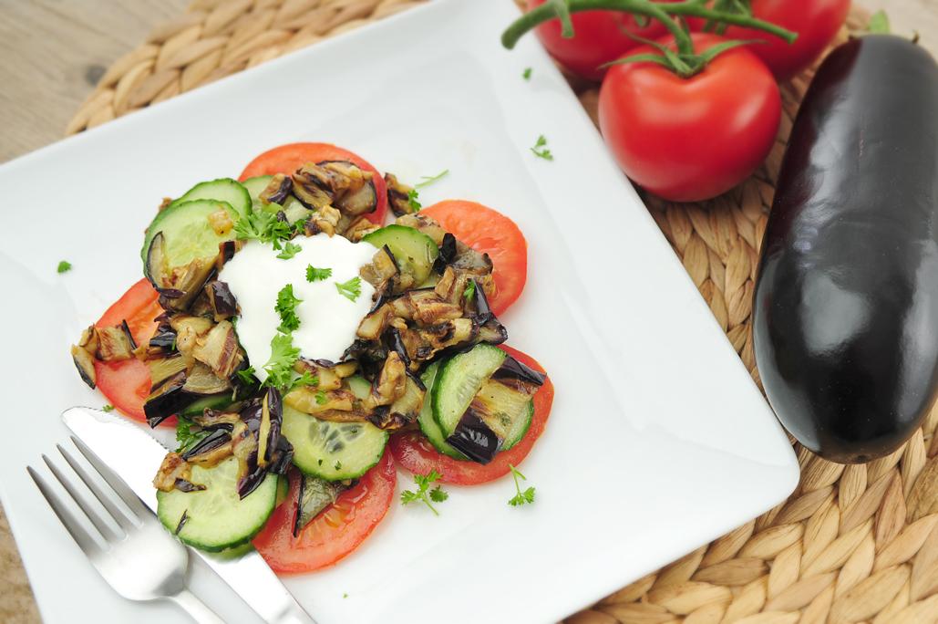 gegrilde-auberginne-salade