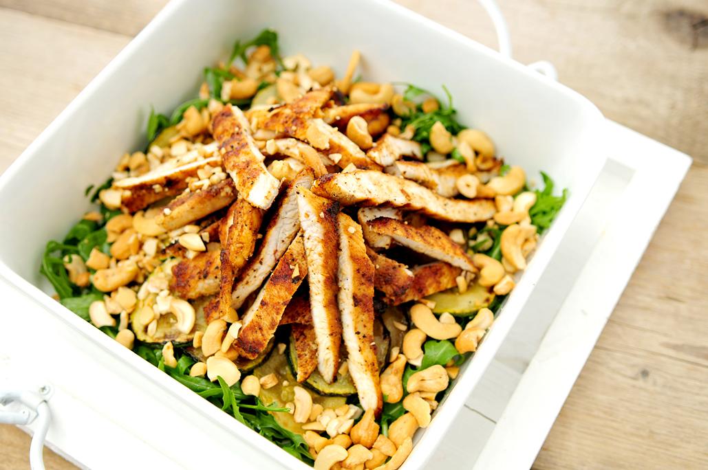 maaltijdsalade-kip-cashew