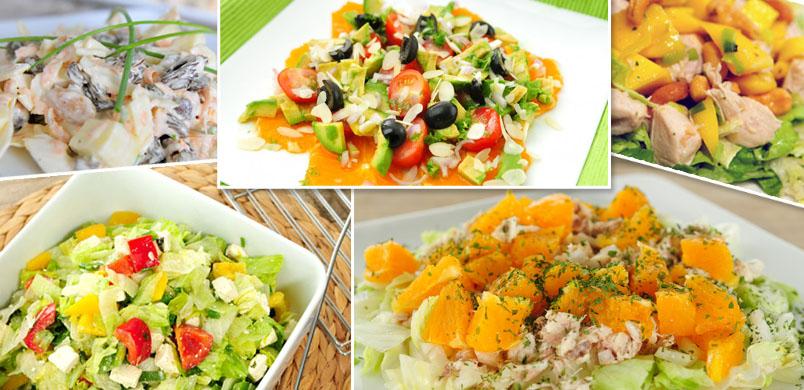 Zomerse-salade-recepten