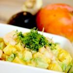 avocado-salade-mango-gember