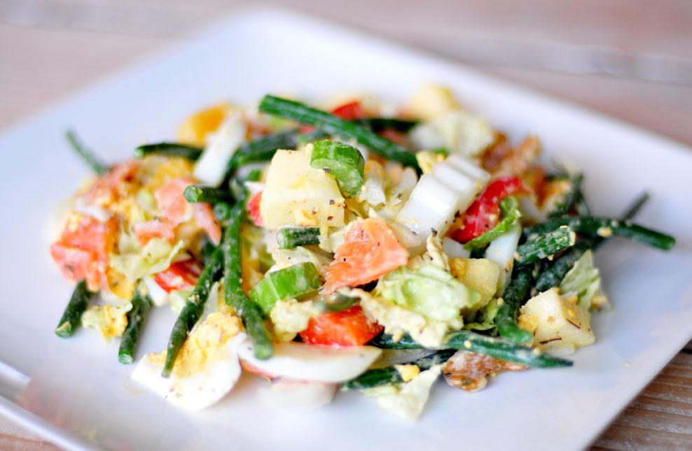 kool-bleekselderij-salade-gerookte-zalm