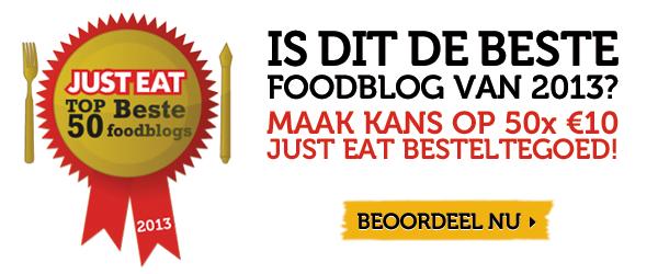 foodblog award