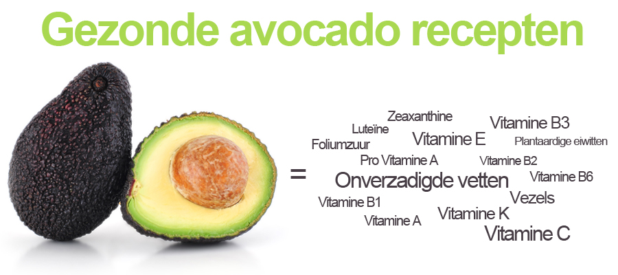 Avocado recept