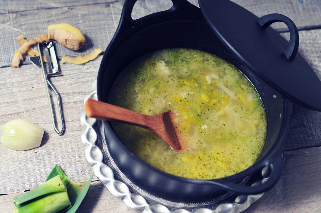 welke soep is het gezondst