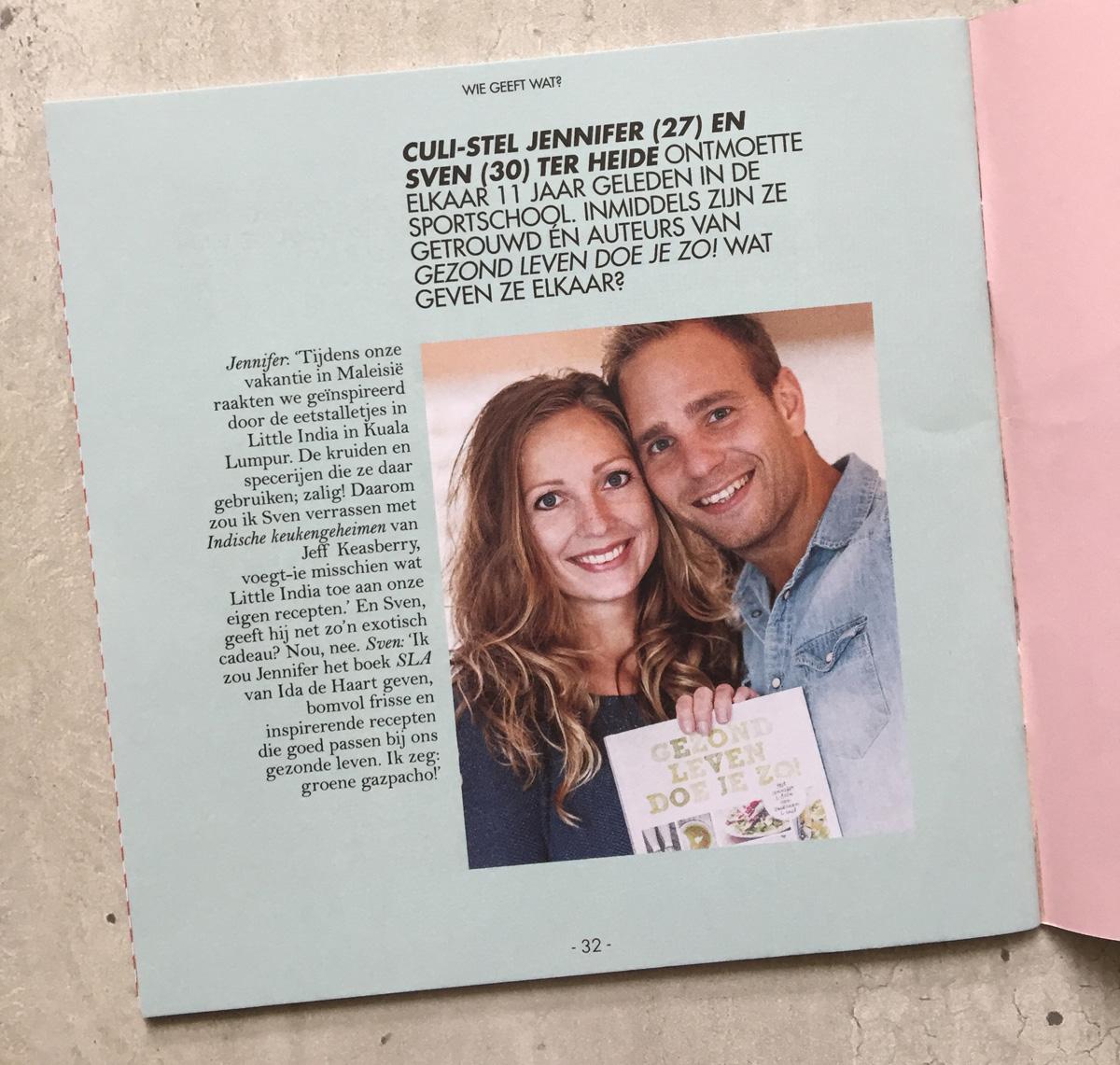 Kookboeken magazine