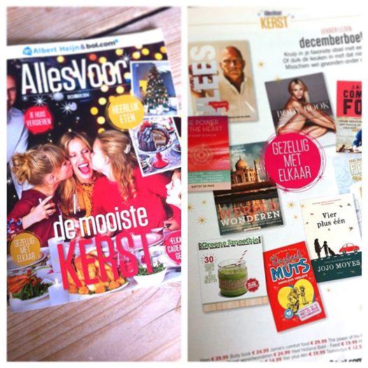 kerstmagazine Bol AH winter 2014