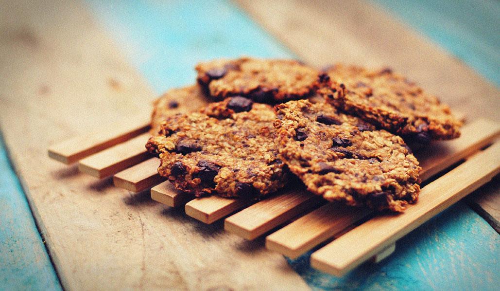 Chocolate-chip-havermout-koekjes