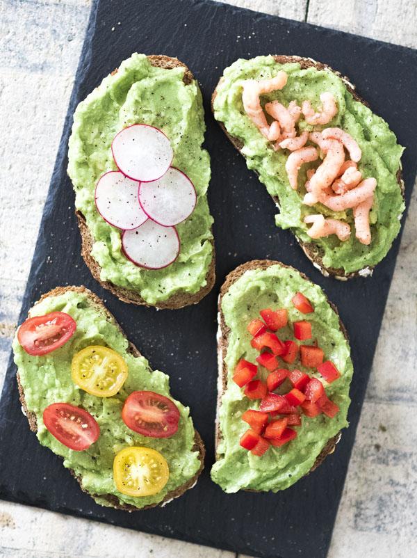 Avocado Spread Voedzaam Snel