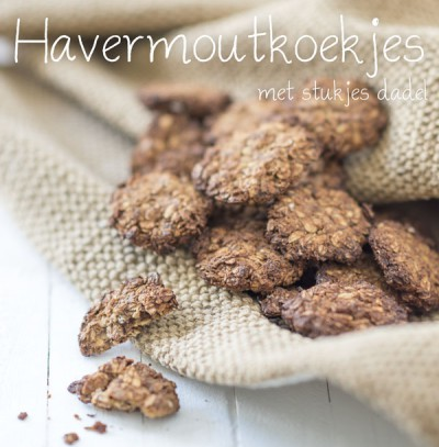 Havermoutkoekjes recept