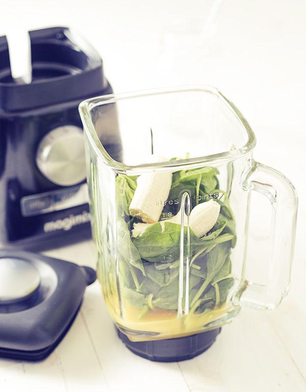 Simpele groene smoothie