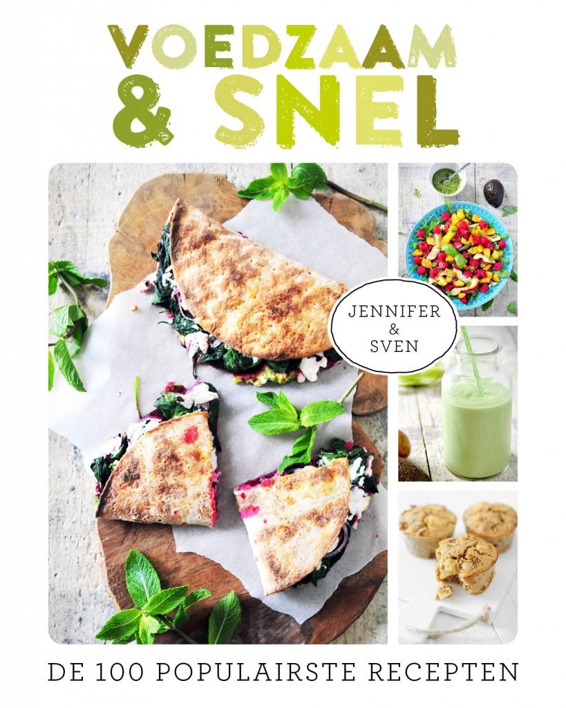 cover De 100 populairste recepten van Voedzaam en Snel