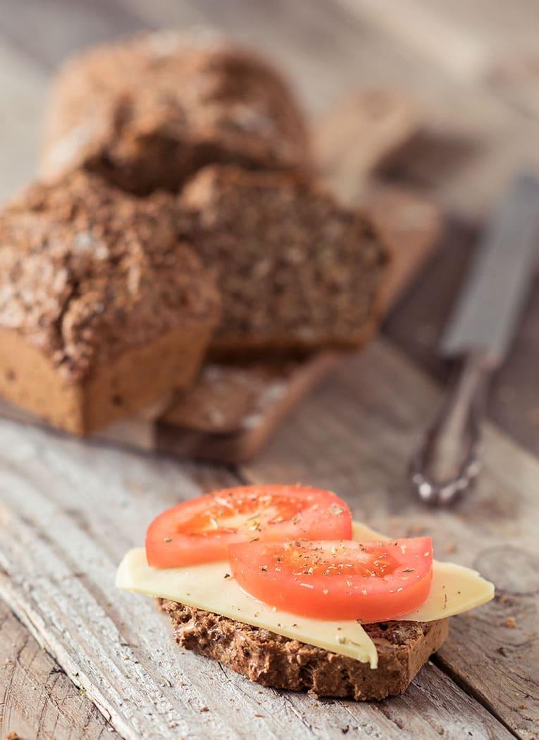 Koolhydraaterm-brood