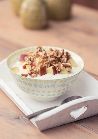 Ontbijt met biogarde