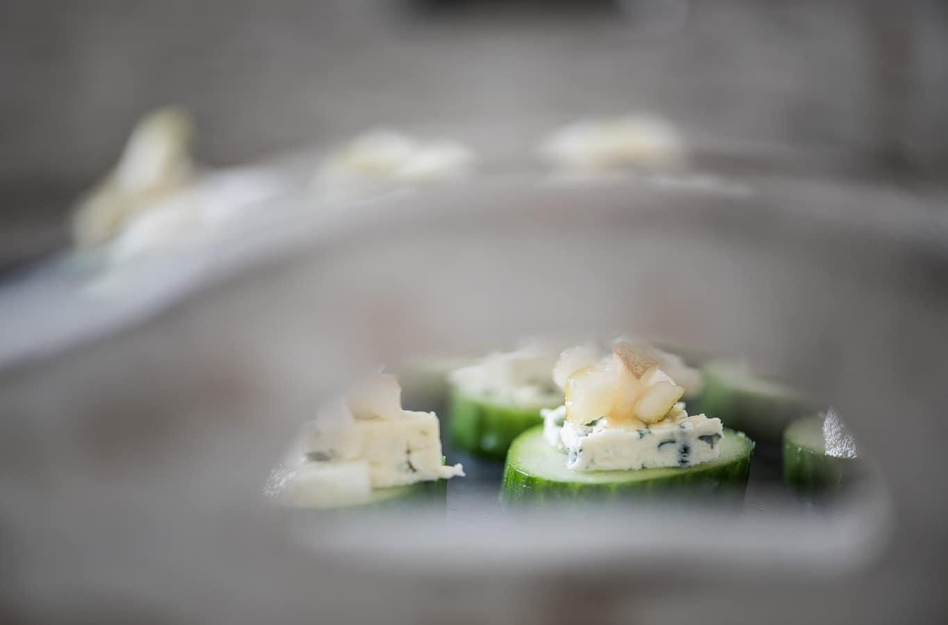 Recept komkommertoastjes
