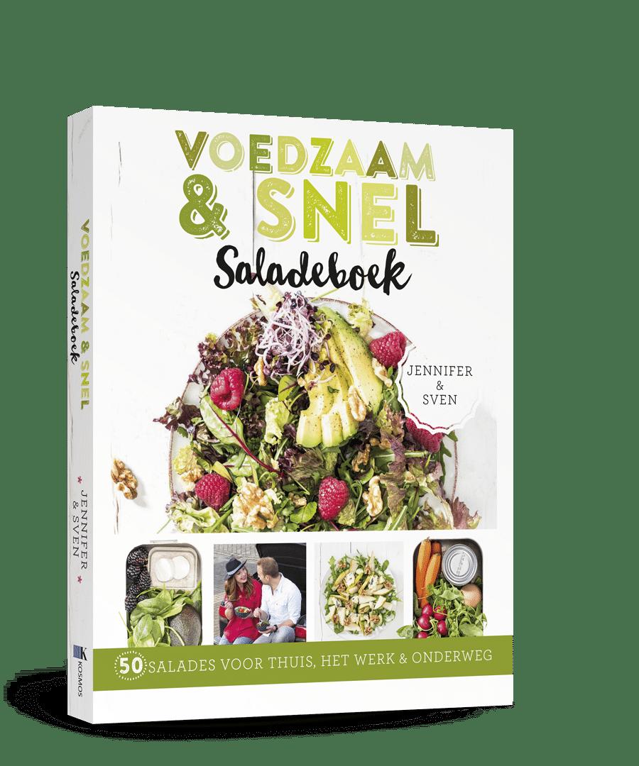 Saladeboek 3D cover