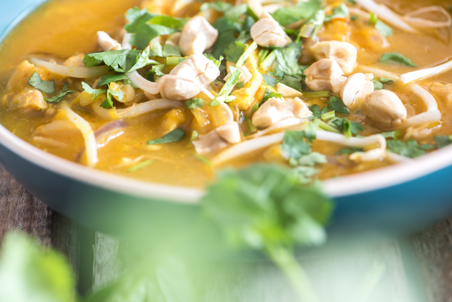 thaise curry soep