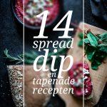 14 recepten voor spreads