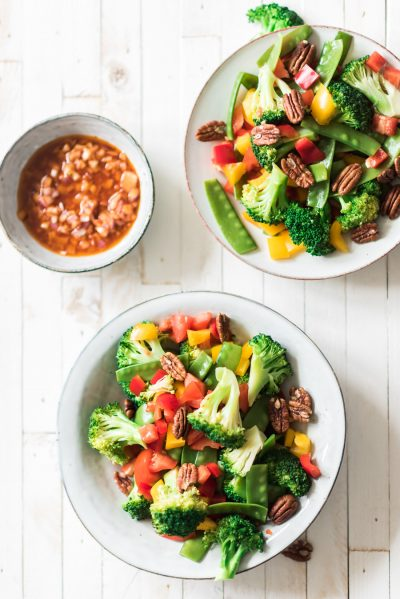 Salade-met-groente