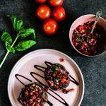portobello uit de oven met antiboise