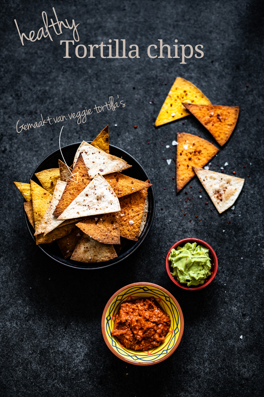 healthy tortilla chips