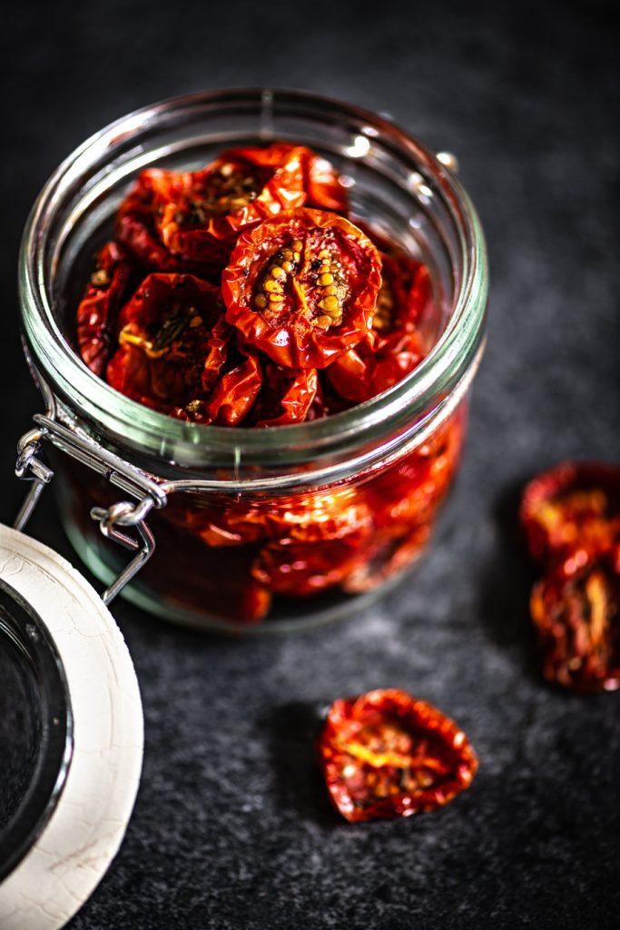 semi gedroogde tomaatjes