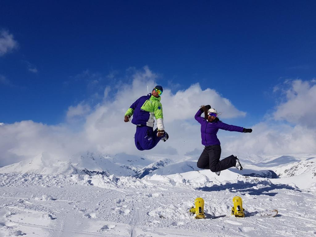 zin in wintersport