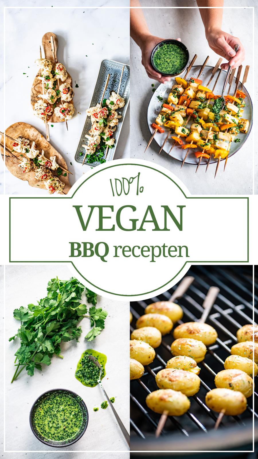 Vegan BBQ recepten