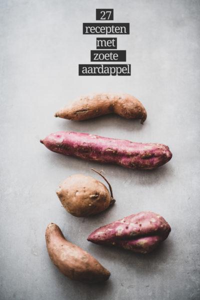 27 zoete aardappel recepten